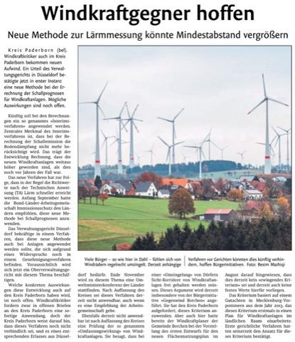 dahler windkraftgegner auf den kohlberg